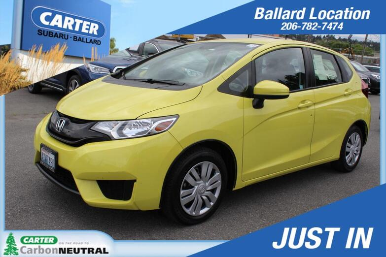 2016 Honda Fit LX Seattle WA