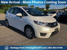 2016 Honda Fit LX South Burlington VT