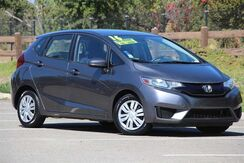 2016_Honda_Fit_LX_ California