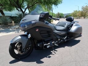 Honda Gold Wing F6B Deluxe 2016