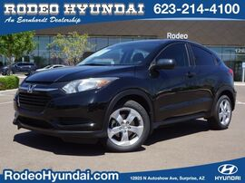 2016_Honda_HR-V_4d SUV AWD LX_ Phoenix AZ
