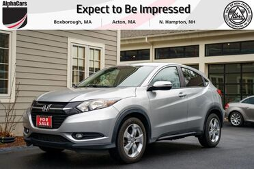 2016_Honda_HR-V_EX_ Boxborough MA