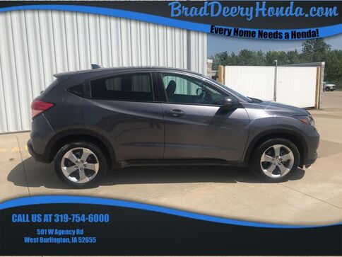 2016_Honda_HR-V_EX_ West Burlington IA