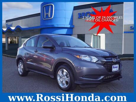 2016 Honda HR-V LX Vineland NJ