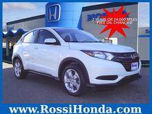 2016_Honda_HR-V_LX_ Vineland NJ