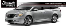 2016_Honda_ODYSSEY_Touring - DEMO_ Clarenville NL