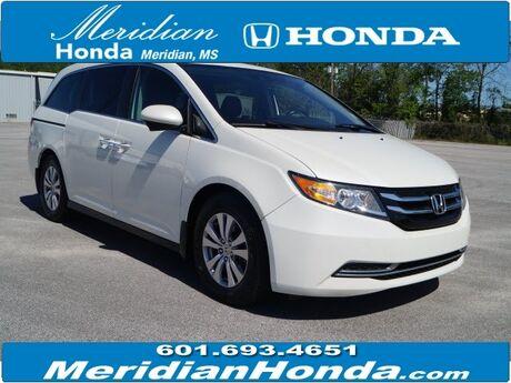 2016 Honda Odyssey 5dr EX-L Meridian MS
