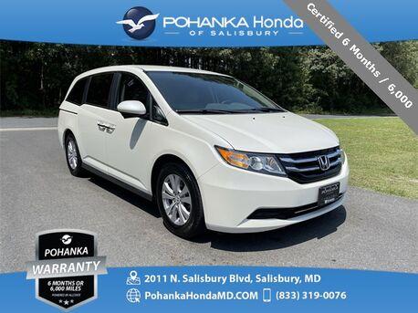 2016_Honda_Odyssey_EX ** Certified 6 Months / 6,000 **_ Salisbury MD