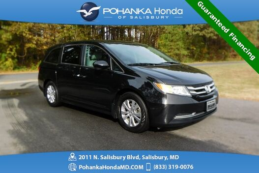 2016_Honda_Odyssey_EX-L ** GUARANTEED FINANCING **_ Salisbury MD