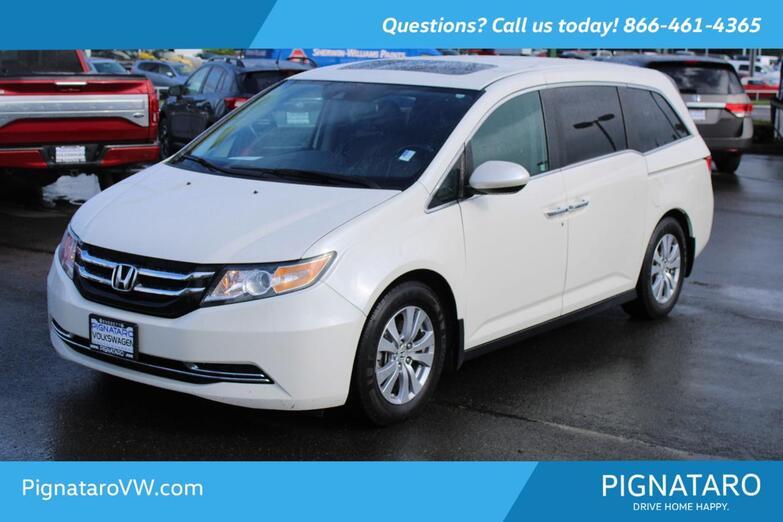 2016 Honda Odyssey EX-L Everett WA