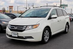 2016_Honda_Odyssey_EX-L_ Fort Wayne Auburn and Kendallville IN