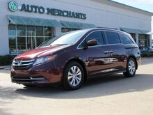 2016_Honda_Odyssey_EX-L, LEATHER, SUNROOF,  HEATED SEATS, POWER LIFT-GATE/SLIDING DOORS,  BACKUP CAMERA_ Plano TX