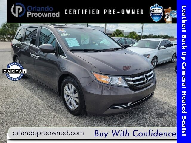 2016 Honda Odyssey EX-L Orlando FL