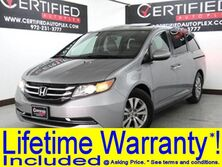 Honda Odyssey EX-L SUNROOF REAR CAMERA HEATED LEATHER SEATS REAR AIR CONDITIONING POWER L 2016
