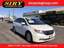 2016_Honda_Odyssey_EX-L_ San Diego CA