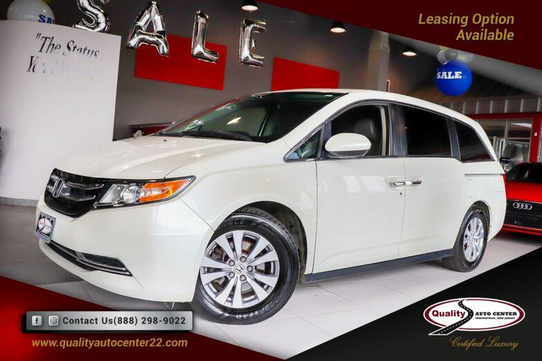 2016 Honda Odyssey EX-L Springfield NJ