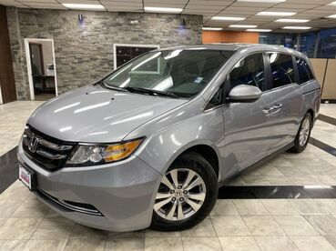 2016_Honda_Odyssey_EX-L_ Worcester MA