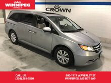 2016_Honda_Odyssey_EX-L w/RES/Lease return/Accident free/One owner_ Winnipeg MB