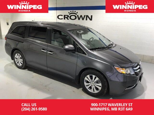 2016 honda odyssey ex l w res power sliding doors bluetooth heated seats winnipeg mb 21232978. Black Bedroom Furniture Sets. Home Design Ideas