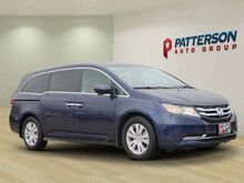 2016_Honda_Odyssey_EX-L***ONE OWNER***CLEAN CARFAX***LEATHER***SUNROOF***3RD ROW**_ Wichita Falls TX