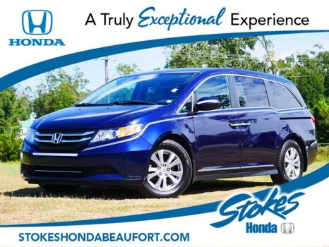 2016_Honda_Odyssey_SE_ Aiken SC