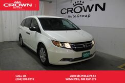 2016_Honda_Odyssey_SE/back up cam/8-passenger seating/ low kms/ remote starter_ Winnipeg MB