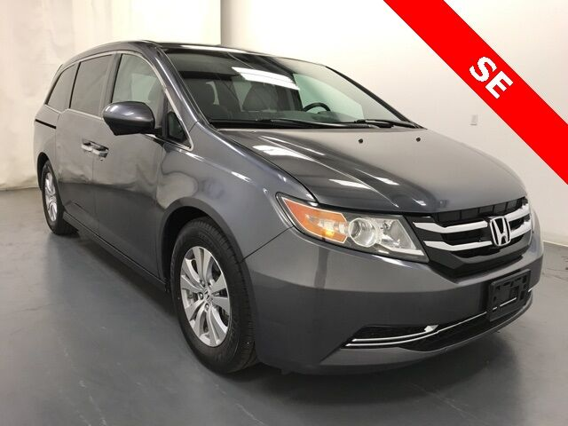 2016 Honda Odyssey SE w/ Entertainment Holland MI