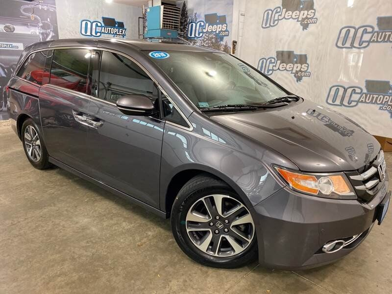 2016 Honda Odyssey Touring Elite 4dr Mini Van