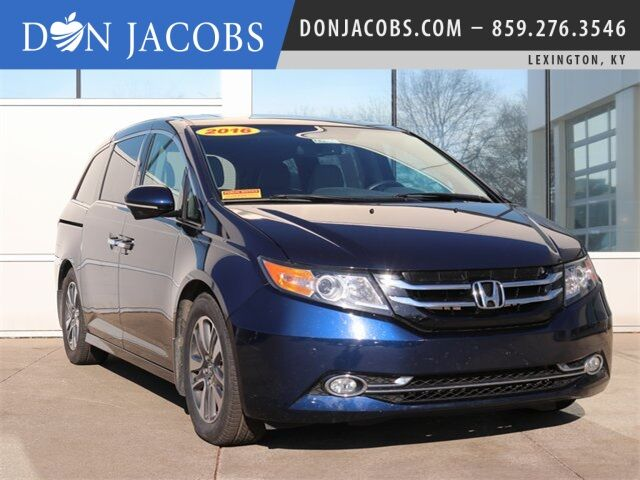 2016 Honda Odyssey Touring Elite Lexington KY