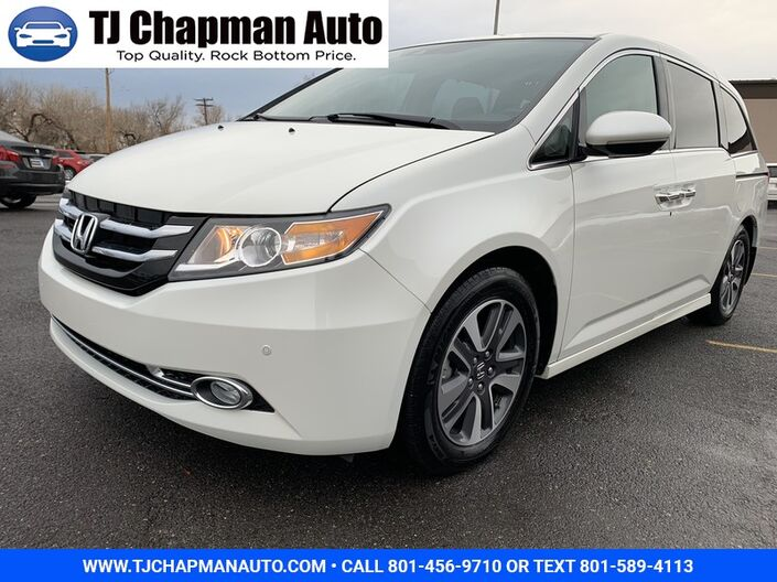 2016 Honda Odyssey Touring Elite Salt Lake City UT