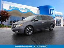 2016_Honda_Odyssey_Touring_ Johnson City TN