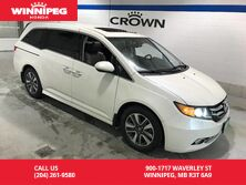 2016 Honda Odyssey Touring/One owner/Lease return/Fully laoded/DVD/Heated seats