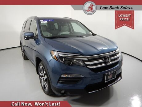 2016_Honda_PILOT_Touring_ Salt Lake City UT