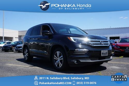 2016_Honda_Pilot_EX ** GUARANTEED FINANCING ** ONE OWNER **_ Salisbury MD