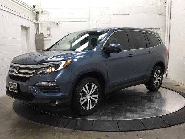 2016_Honda_Pilot_EX-L AWD Backup Camera Heated Seats_ Portland OR