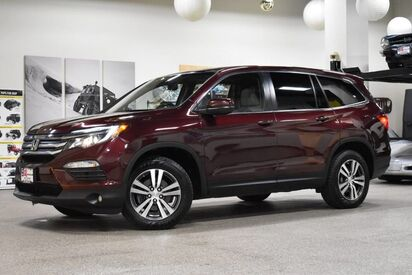 2016_Honda_Pilot_EX-L_ Boston MA