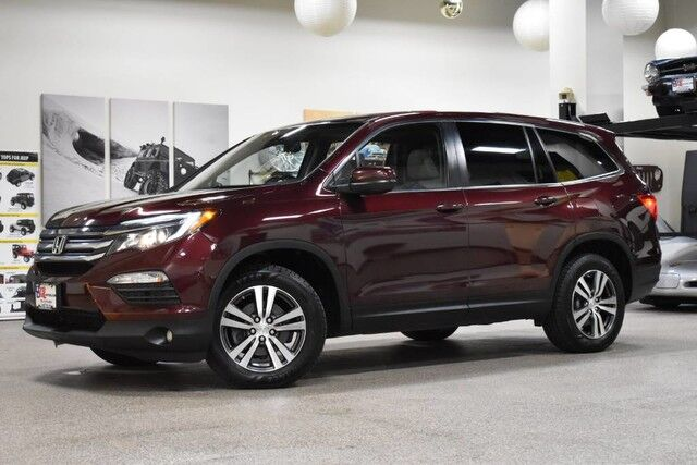 2016 Honda Pilot EX-L Boston MA