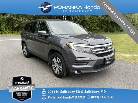 2016_Honda_Pilot_EX-L **Certified 6 months / 6,000 **_ Salisbury MD