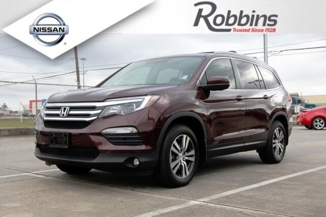 2016 Honda Pilot EX-L **LEATHER**ROOF** Houston TX
