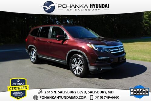 2016_Honda_Pilot_EX-L **ONE OWNER**MOONROOF**BACKUP CAM**_ Salisbury MD