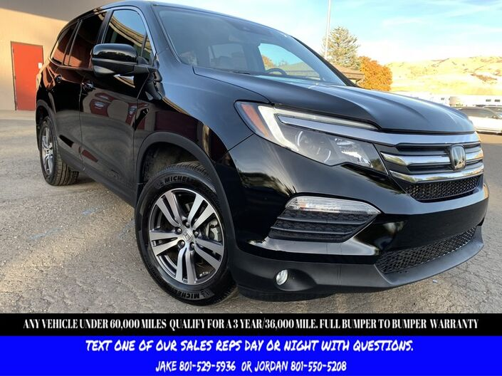 2016 Honda Pilot EX-L Salt Lake City UT