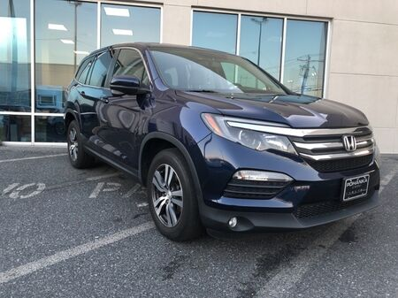 2016_Honda_Pilot_EX-L w/Rear Entertainment System ** ONE OWNER **_ Salisbury MD