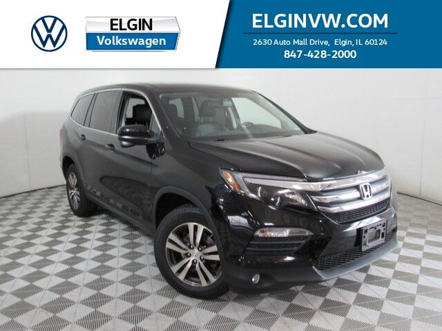 2016 Honda Pilot EX-L w/Rear Entertainment System Elgin IL