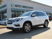 2016_Honda_Pilot_Elite 4WD NAVIGATION, LEATHER SEATS, 3RD ROW SEATING, ENTERTAINMENT SYSTEM, SUNROOF_ Plano TX