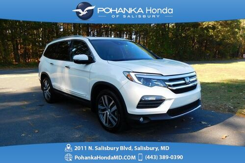 2016_Honda_Pilot_Elite AWD NAVI ** Honda True Certified 7 Year/100,000  *_ Salisbury MD