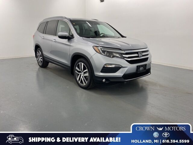 2016 Honda Pilot Elite Holland MI
