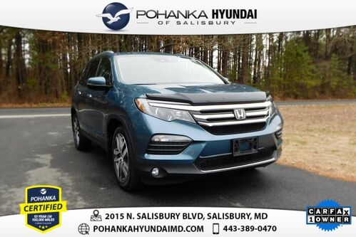 2016_Honda_Pilot_Elite **ONE OWNER**_ Salisbury MD