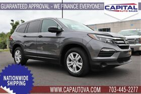 2016_Honda_Pilot_LX_ Chantilly VA