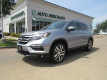 2016_Honda_Pilot_Touring 2WD LEATHER, BACKUP CAMERA, HEATED FRONT SEATS, LANE DEPARTURE, PUSH BUTTON START_ Plano TX