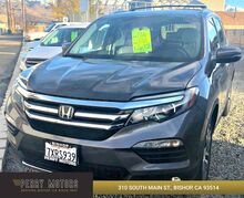 2016_Honda_Pilot_Touring_ Bishop CA